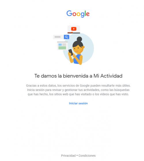 myactivity google