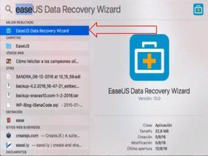 como usar easeus data recovery wizard