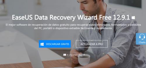 descargar gratis easeus data recovery